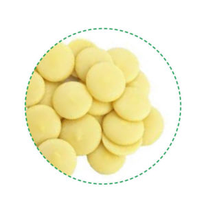cacao butter wafers organic