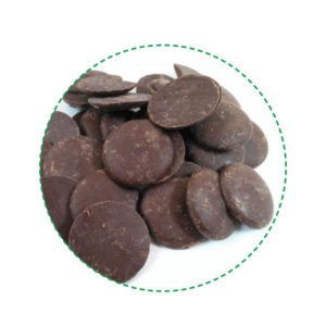 cacao paste wafers organic