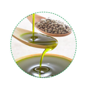 hemp oil organic