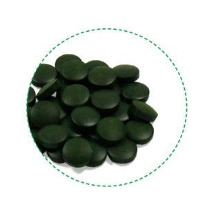 spirulina tablets organic