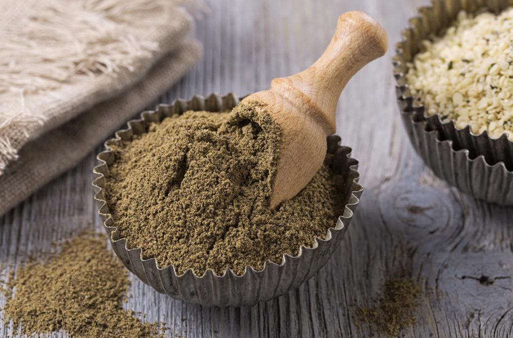 pelo hemp flour